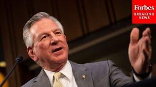 Tuberville Blames Crime Spike On 'Radical Leftist' Prosecutors