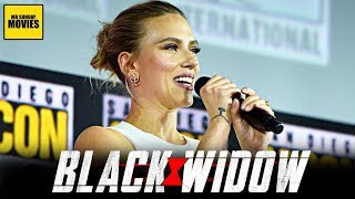 Black Widow - Marvel Phase 4 Comic Con Panel Explained