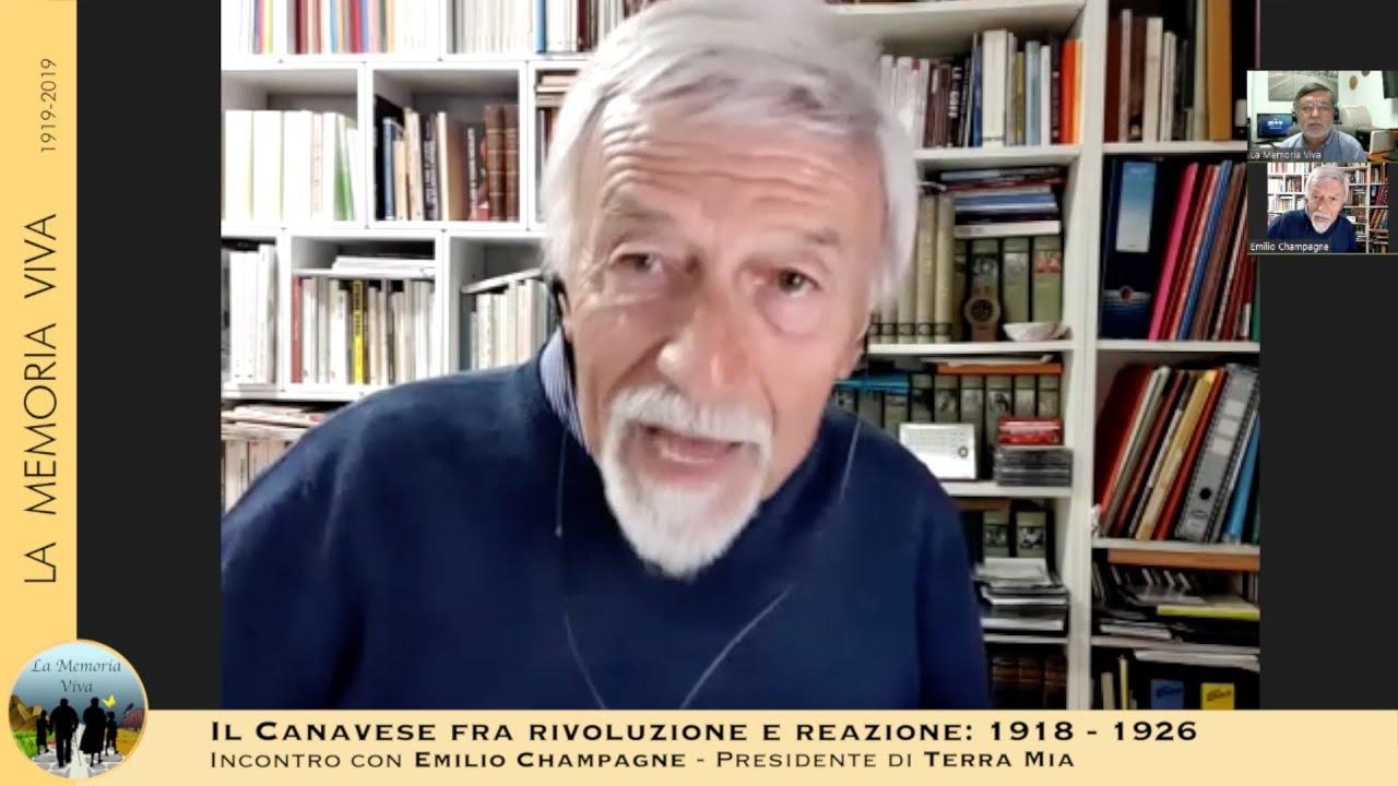 Il Canavese fra rivoluzione e reazione: 1918 - 1926