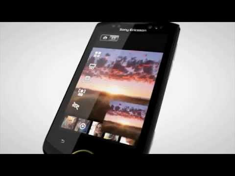 Sony Ericsson WT19 Live With Walkman - Official Demo