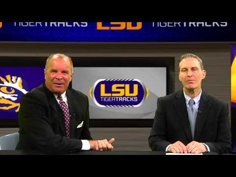 LSU Tiger Tracks • April 13, 2016 • Deputy Director of Athletics Verge Ausberry