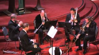 "Monteverdi Brass perform:  Selections from the manuscript of ""The Duke of Lerma"" Thumbnail"