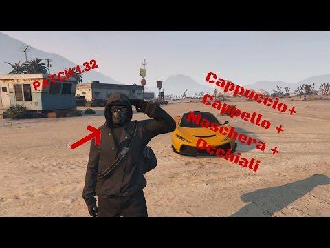 """[GTA 5 ONLINE] GLITCH: """"come avere la maschera chimica"""" con casco antiproiettile(a scelta) [SUB ITA] from YouTube · Duration:  5 minutes 9 seconds"""