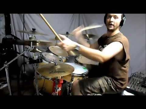 METALLICA - Leper Messiah - drum cover mp3