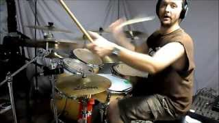 METALLICA - Leper Messiah - drum cover