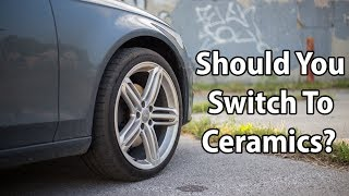 Ceramic Brake Pads Update. The Good, the Bad, and the Ugly