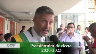 Posesión alcalde electo 2020-2023
