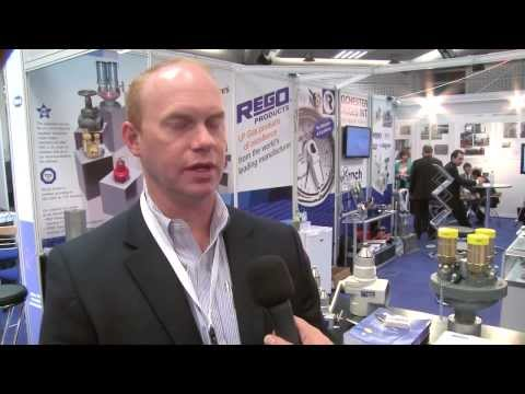 Thomas Farrell of REGO at the World LP Gas Forum 2013