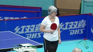 Timing - Table Tennis Master Class with Mariann Domonkos