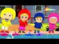 Baarish Aayi (बारिश आई) | Hindi Rhymes For Children | Hd video