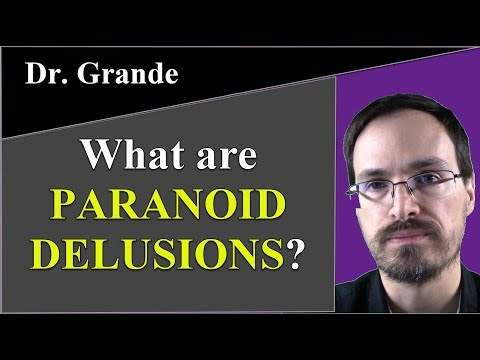 What are Paranoid Delusions (Persecutory Delusions)? streaming vf