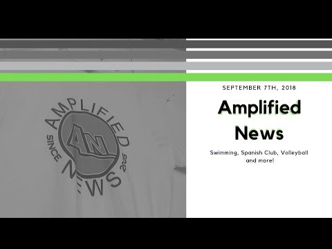 9-7-18 Amplified News presents