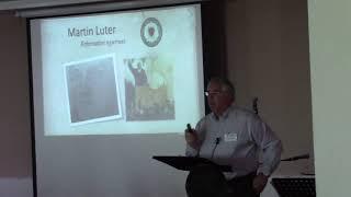 Konferenca e 500 vjetorit Seanca 04 - Historia e Reformimit - Martin Luther
