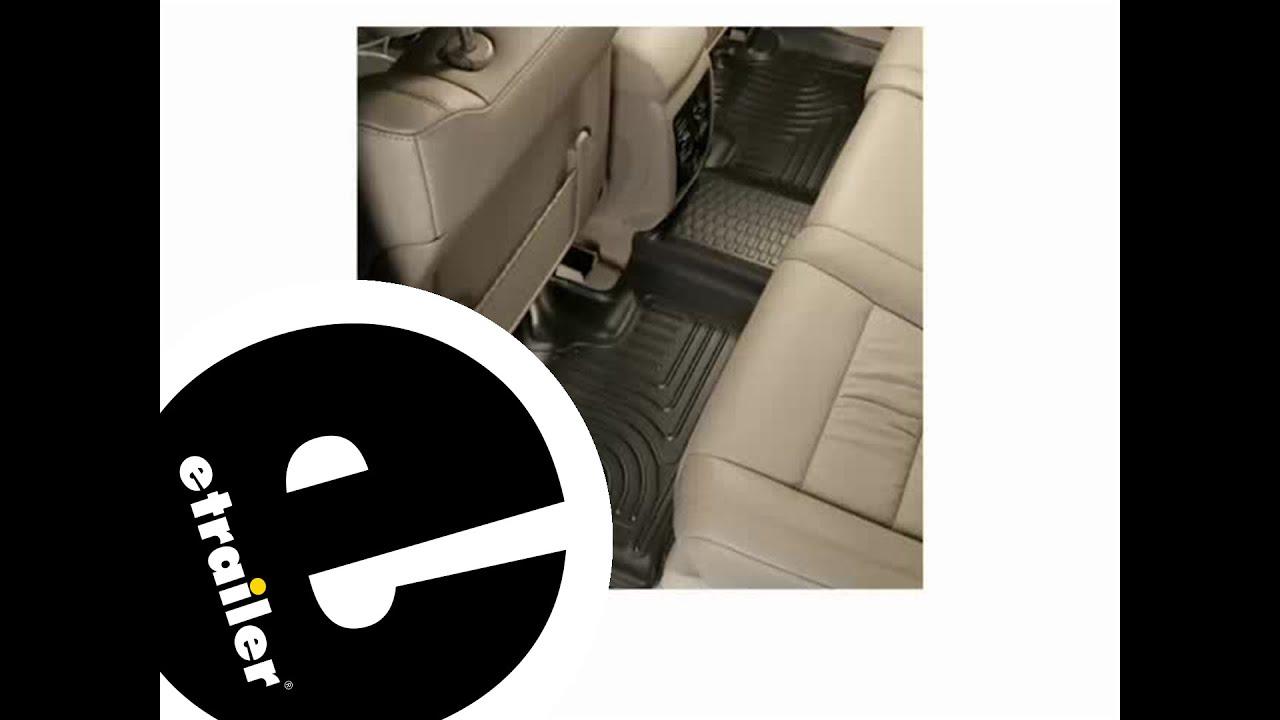 Husky Rear Floor Liner Review Dodge Grand Caravan