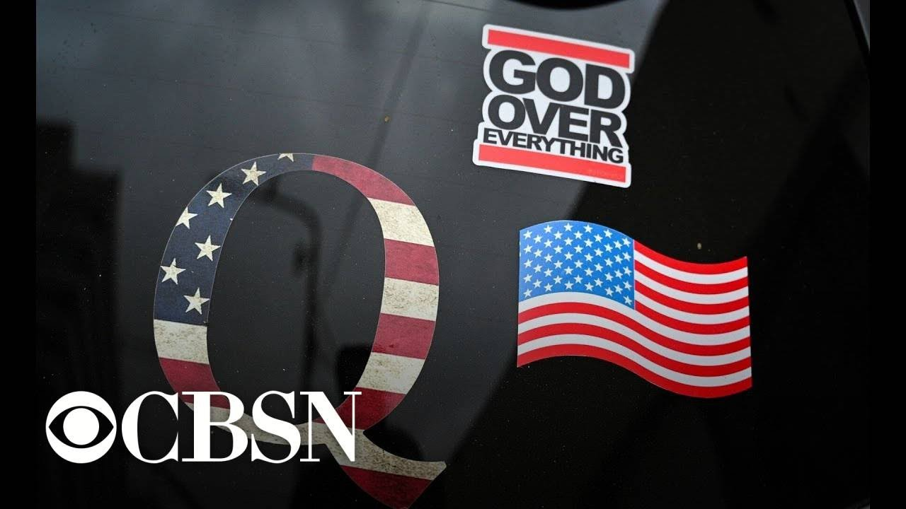The connection between White evangelical Republicans and QAnon