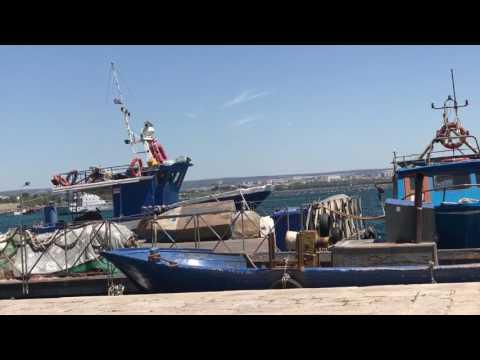 Postcard from Puglia #4: Taranto Vecchia (Italy)