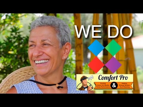 IMG Complete Video Company of Melbourne Florida does testimonial video for Palm Bay Service Business
