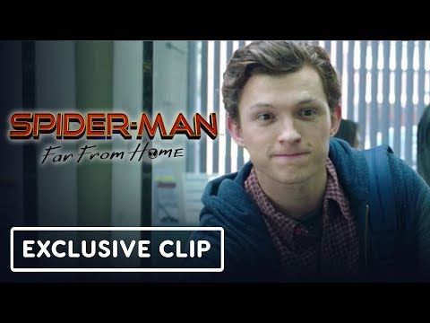 "Spider-Man: Far From Home - ""Peter's To-Do List""  Exclusive Clip"