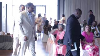 Freeport, TX Wedding at Riverplace for LaTonya and Jeffrey!