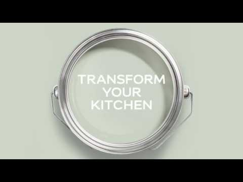 Kitchen Ideas Using Tranquil Dawn Dulux Youtube