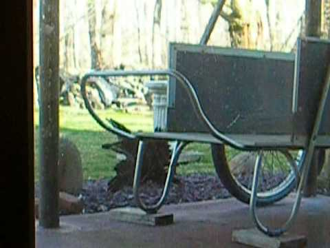 My Vermont Garden Cart Improvement Our Wild Turkey YouTube