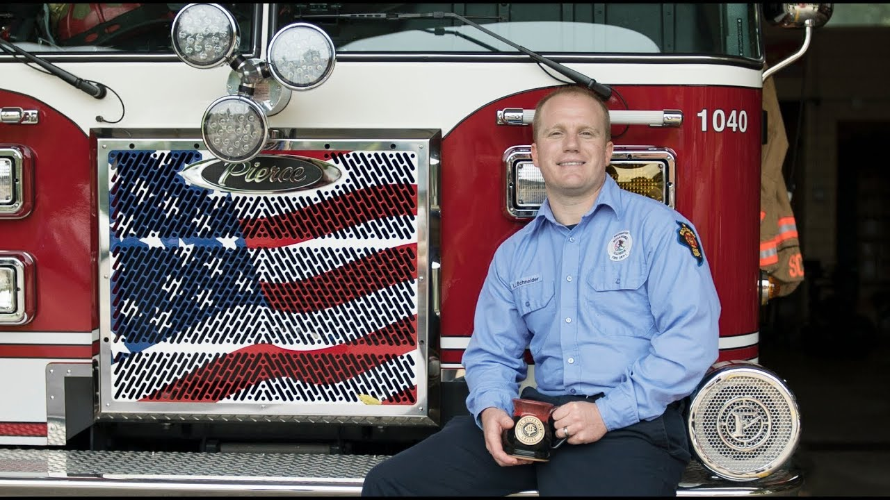 Fire Dept. Coffee: Serving Our Heroes - YouTube