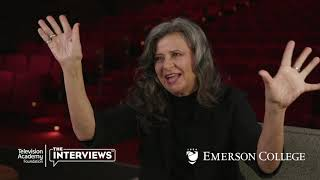 Tracey Ullman Interview Part 2 of 3 - TelevisionAcademy.com/Interviews