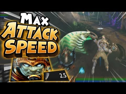 Smite: Max Attack Speed Osiris Build - THE BEST BUDGET KALI YOU EVER DID SEE!