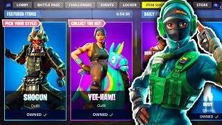 ????*NEW* FORTNITE ITEM SHOP COUNTDOWN! November 12th - New Skins! - Fortnite Battle Royale