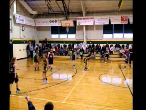 2013 SHS Girls Game 1: St Berenadette vs St Helena