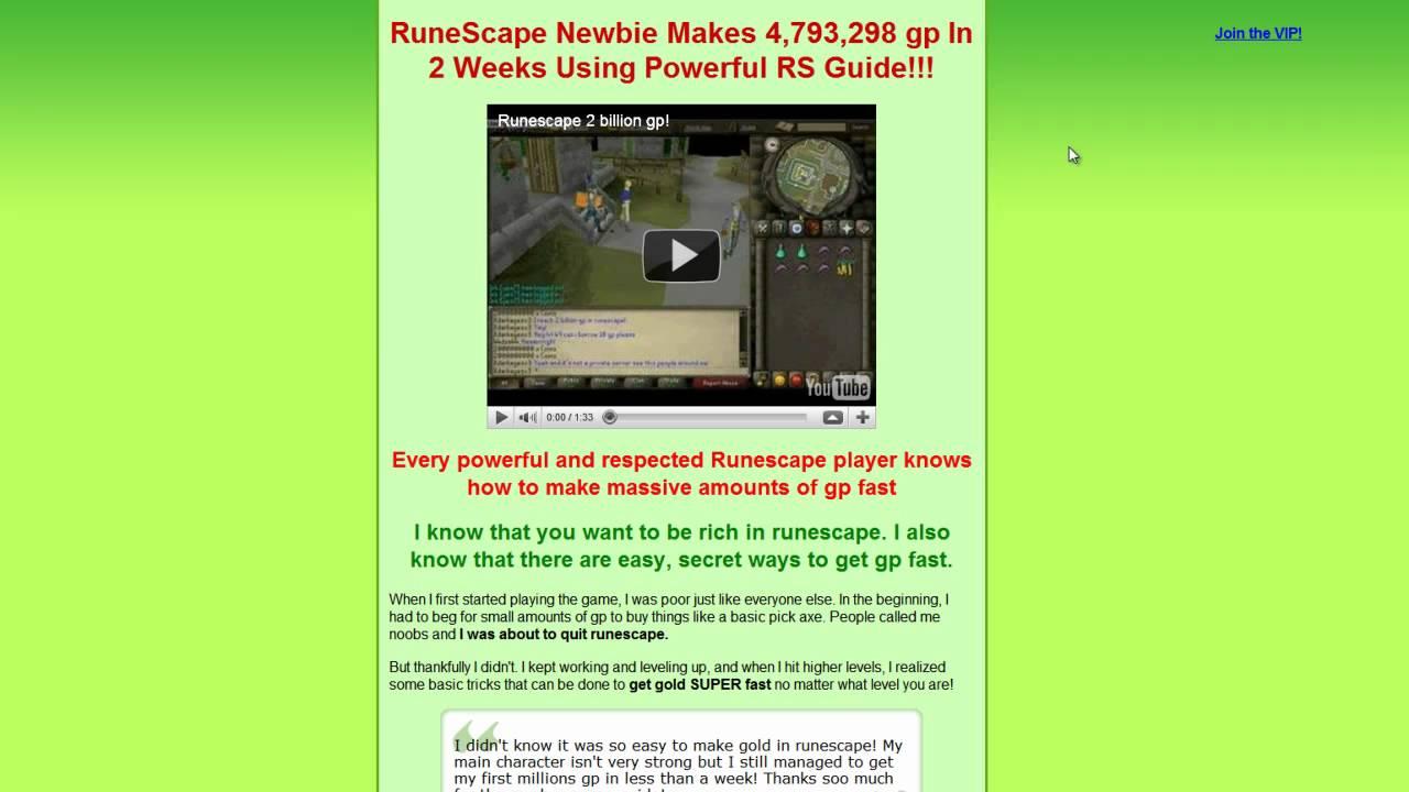 Elite Runescape Vip Forums