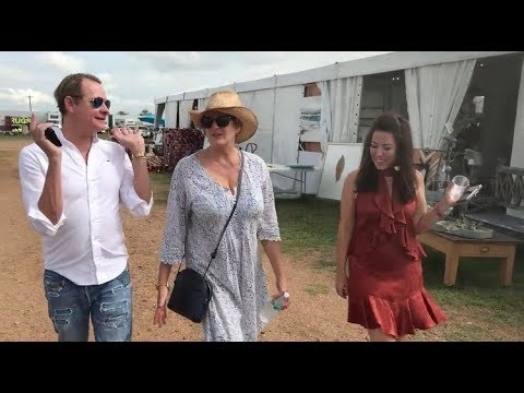 KMI Travels: Kathryn M. Ireland visits the Round Top Antique Fair