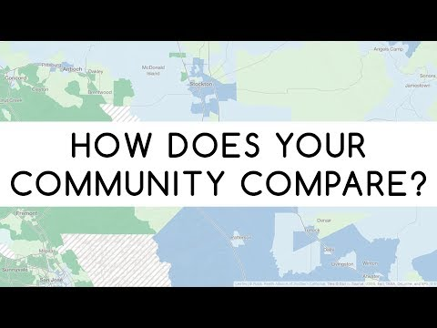 How Does Your Community Compare? - California Healthy Places Index