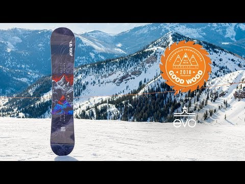 Lib Tech TRS Narrows - Good Wood Reviews : Best Women's All Mountain Snowboards of 2017-2018