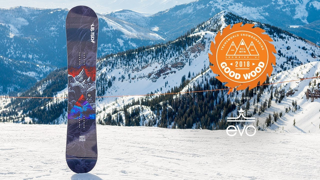 Lib Tech TRS Narrows - Good Wood Reviews   Best Women s All Mountain  Snowboards of 2017-2018 940974d1bc2d