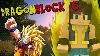 SUPER SAIYAN 3!!! Minecraft Dragon Block C Okurimono | (Minecraft Dragon Ball Z Roleplay E5)