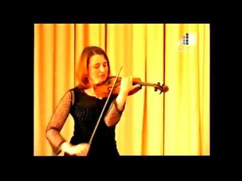 """P. Tchaikovsky. Fragment (Adagio) from ballet """"Swan Lake"""" - plays Maria Avryatova & Tatiana Ivanova"""