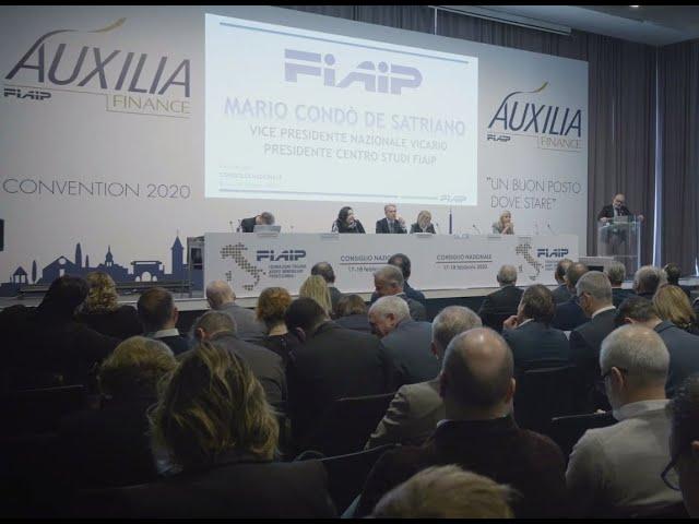 Immobiliare: A Roma il Consiglio Nazionale Fiaip - 17/18 Febbraio 2020