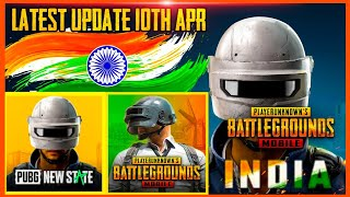 LATEST UPDATES ON PUBG MOBILE INDIA AND PUBG NEW STATE ( PUBG MOBILE ) Thumb