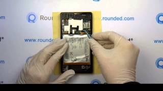 Cara Membuka Sony Xperia Z