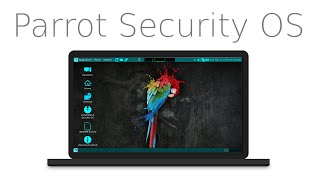 How to install Parrot Security OS and a quick tour / Review, Kali  alternative by Basic IT Stuff
