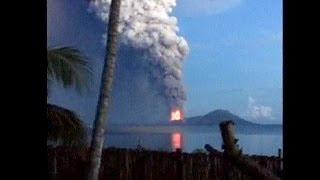 Papua Nuova Guinea: eruzione del Tavurvur potrebbe causare danni al traffico aereo