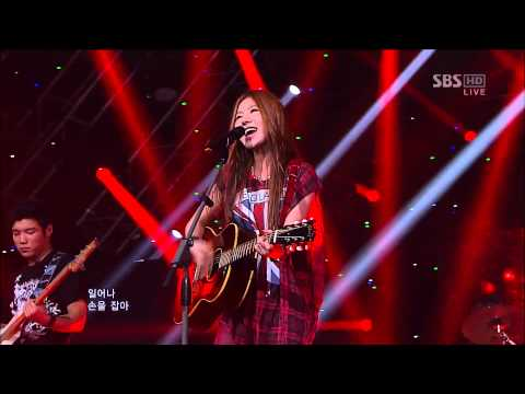 [HD 1080i] 120826 J-Min ft. TRAX's Jungmo - Stand Up live (To the beautiful you OST) @ SBS Inkigayo