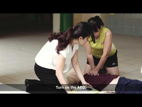 Learn CPR and AED Procedures