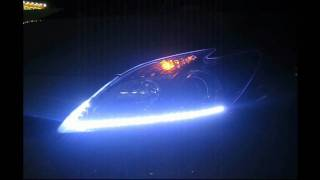 3rd Prius Tape LED Position Lights