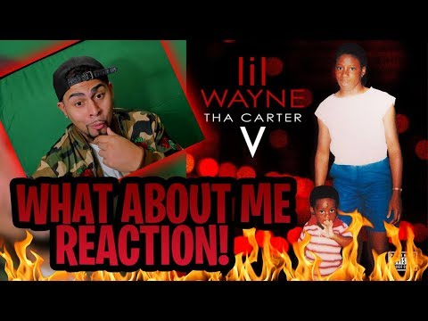 FAVORITE SONG! Lil Wayne Ft. Sosamann - What About Me REACTION (Cater V Album)