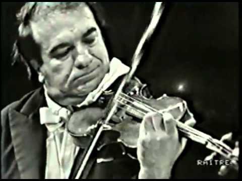 """Paganini """"Le Streghe"""" (Ruggiero Ricci - Piero Bellugi)"""