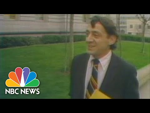 Flashback: Meet San Francisco Supervisor Harvey Milk | NBC News