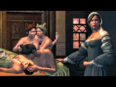 How Nun Became a Prostitue: Sister Teodora Tells Ezio Her Story (Assassin