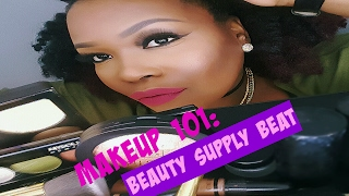 Makeup 101: Beauty Supply Beat